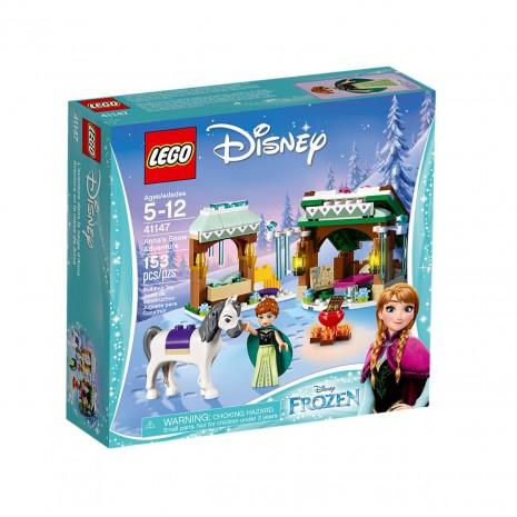 LEGO Disney Princess Anna's Snow Adventure - Anna si aventura ei in zapada 41147