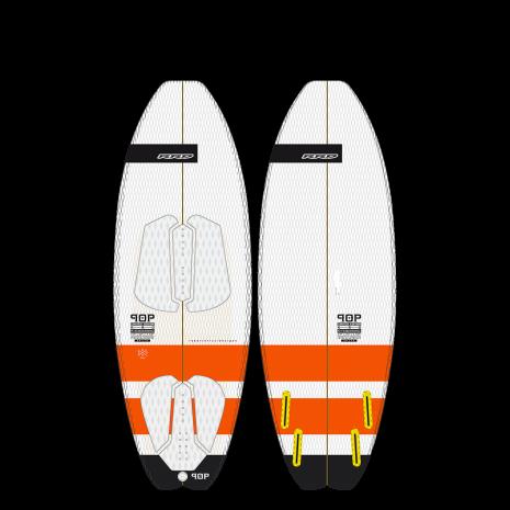 Placă de kitesurfing RRD POP LTD ShopeXtrem