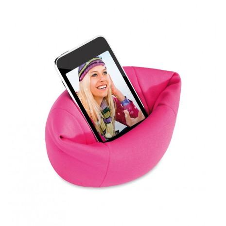 Suport telefon mobil Puffy roz ALEXER SRL