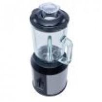 Blender profesional Camry CR 4058, 1500 W, 1.3 l, Sticla, Rasnita, Negru/Gri