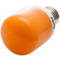 Bec economic Sorbo, E27, 410 lumeni, 9W, 10.000 ore, 46 X 89 cm, lumina calda Germag