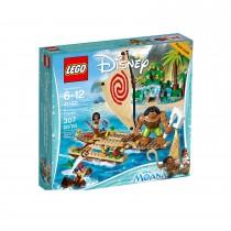 LEGO Vaiana si calatoria ei pe ocean 41150