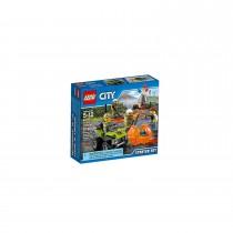 LEGO City Set pentru incepatori: Vulcanul 60120