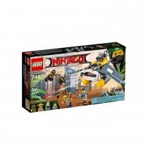 LEGO Ninjago Bombardier Diavol de Mare 70609