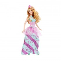Papusa Barbie Dreamtopia Princess Candy Fashion