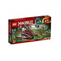 LEGO NINJAGO Tancul stacojiu 70624