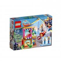 LEGO DC Super Hero Girls Salvatorul Harley Quinn 41231