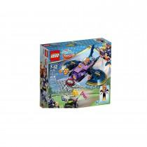 LEGO DC Super Hero Girls Batgirl, urmarirea cu Batjet 41230