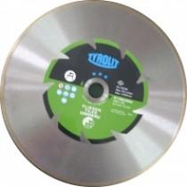 250X1,5 - taiat gresie - Disc diamantat TYROLIT PentagonRomania