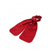 Fular fleece rosu din poliester, 175cm Germag