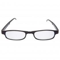 Ochelari de vedere cu dioptrii + 3.00 TRI International, rama neagra pliabila, 2 bucati, 17764BLK3.0 Germag