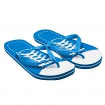 Papuci albastri pentru barbati Tri International, 79654BL42 Germag