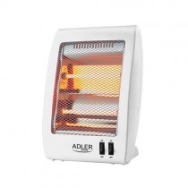 Radiator electric cu halogen AD 7709, 2 trepte putere, 400-800W