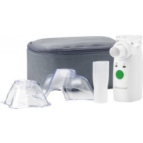Inhalator portabil cu ultrasunete Medisana IN 525 54115, masca pentru adulti si copii, dispozitiv bucal, Alb