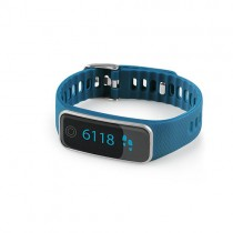 Bratara de monitorizare a activitatii corporale ViFit touch Activity Tracker  Medisana 79488, Bluetooth, baterie reincarcabila , Albastru