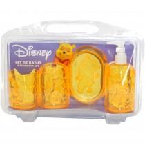 Set 4 piese de baie, Winnie Disney Germag