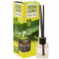 5 betisoare parfumate Aroma Lounge + 100 ml parfum de aloe vera, pe baza de apa, fara dizolvanti Germag