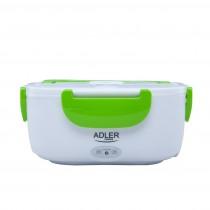 Lunch Box -Cutie electrica petru incalzirea pranzului,ADLER AD 4474,Verde