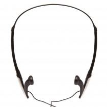 Casti stereo 2 in 1 Grundig, 3,5 mm, 105 dB, Negre Germag