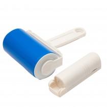 Rola curatat haine silicon Aqua Laser, 2 bucati,  Albastru Germag