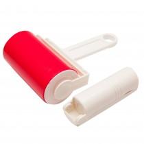 Rola curatat haine silicon Aqua Laser, 2 bucati,  Rosu Germag