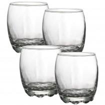 Set 4 pahare pentru whisky sau vodka, 255 ml Germag