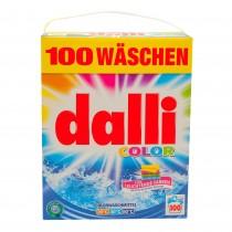 Detergent pudra Dalli Color, automat, 100 spalari, 6,5 kg Germag