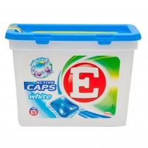 Detergent 16 capsule pentru rufe albe E Henkel, 16 spalari, 320 g Germag