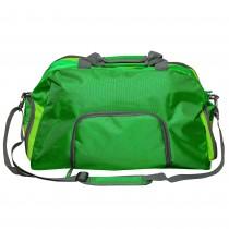 Geanta sport de voiaj impermeabila Halfar, unisex, verde, 55x25x35cm Germag