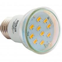 Bec LED Sigalux de 280 lumeni, spot, E27, 3.8W, 20.000 ore, lumina calda, 28978 Germag