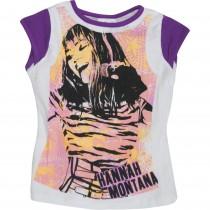 Tricou multicolor Hannah Montana, pentru fetite Germag