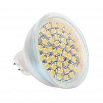 Bec LED Sigalux de 180 lumeni, spot, GU 5.3, 3W, 45 LED-uri, 30.000 ore, lumina calda, 08584 Germag