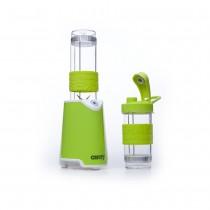 Blender Camry cu 2 Recipiente Portabile cu Capac pentru Smothie, Putere 500W, Culoare Verde