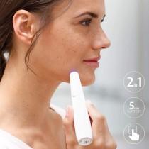Lampa medicala cu infrarosu pentru dureri reumatice Medisana IRL 88254, 150, Alb