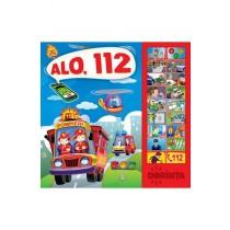 Alo, 112( carte cu sunete)