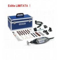 DREMEL® 3000-75acc,valiza aluminiu EDITIE LIMITATA BB COM CONSULTATIV