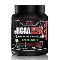 pudra aminoacizi instant, BCAA 6600 INSTANT GREEN APPLE