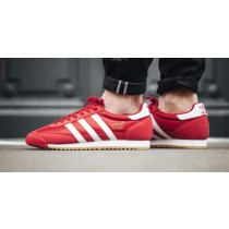 ADIDAS DRAGON VINTAGE RED