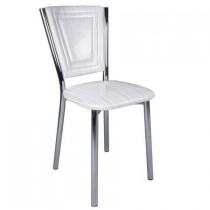 Set 4 scaune Efes piele ecologica matrix
