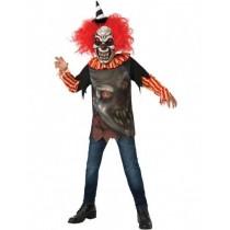 Costum carnaval - CLOVN INFRICOSATOR Ralu Bouquet