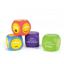 Cuburi pentru conversatii - EMOJI Ralu Bouquet
