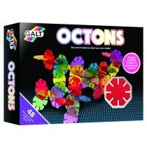 Set de construit - Octons - 48 piese Ralu Bouquet