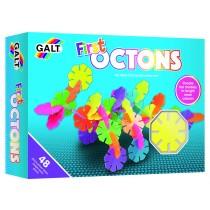 Set de construit - First Octons - 48 piese Ralu Bouquet