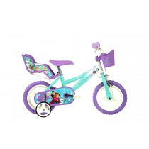 Bicicleta copii 12'' - FROZEN MOVIE Ralu Bouquet