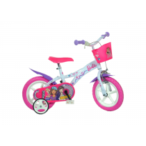 "Bicicleta copii 12"" - Barbie Dreams Ralu Bouquet"