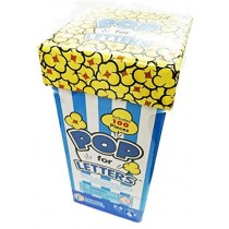 Popcorn cu litere Ralu Bouquet