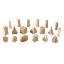 Forme geometrice din lemn (set 19) Ralu Bouquet