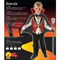 Costum de carnaval - DRACULA Ralu Bouquet