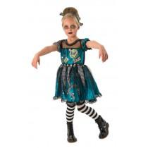 Costum carnaval- FRANKIE GIRL Ralu Bouquet
