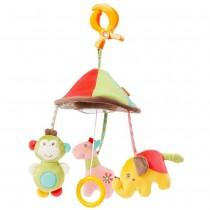Mini carusel muzical-Primii mei prieteni Ralu Bouquet